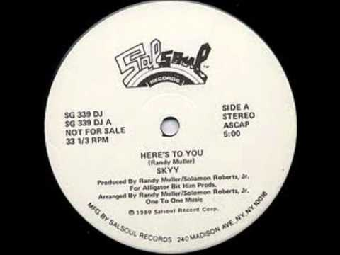 Skyy - Here's To You (Original 12'' Version) HQ