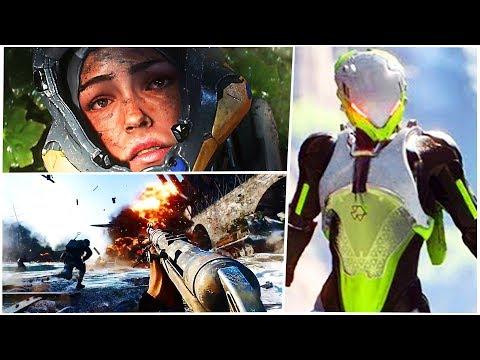 E3 2018 : TOUS LES JEUX de la Conférence EA