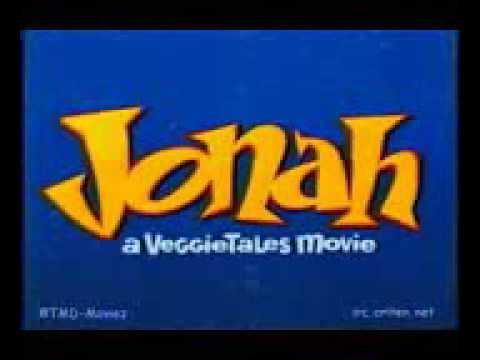 Jonah A VeggieTales Movie Billy Joe McGuffey And Crash Scene thumbnail