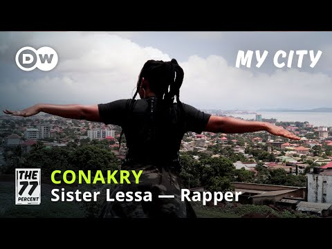 Take a tour of Conakry with rapper Sister Lessa