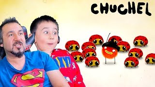 UZAYLI BÖCEKLER İSTİLASI! | CHUCHEL #4