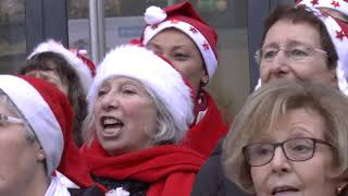 Grains de Phonie - aubade de Noël à Champs-sur-Marne Aubade de Noël à Champs sur Marne VF