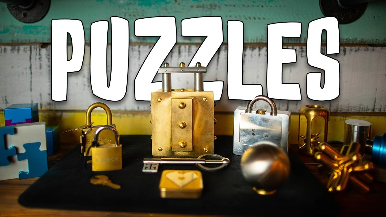 My FAVORITE Puzzles!!