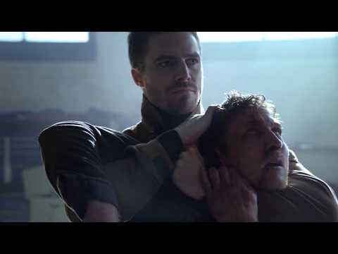 Arrow 1x12 - Oliver Kills a Man for The Bratva