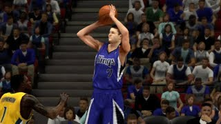 Jimmer Fredette Launches BOMBS - NBA 2K14 100 Point Challenge (XBOX 360)