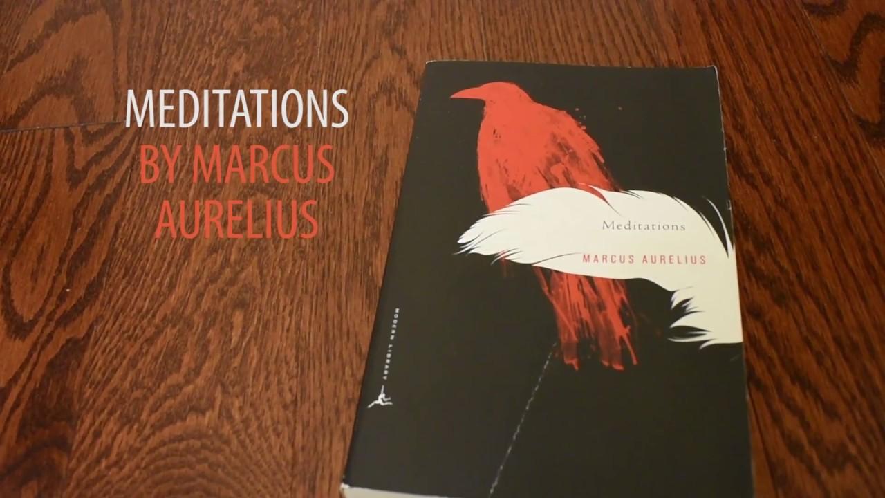 Marcus Aurelius Meditations Book