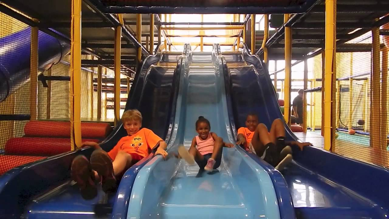 Virginia Beach Field House Promotional Video You Sky Zone