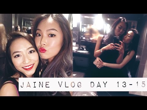 Jaine Vlog Day13-15 Last Episode!△Vegas後說再見了:( | ItsJessicaW