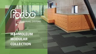 Forbo Flooring Systems Marmoleum Modular