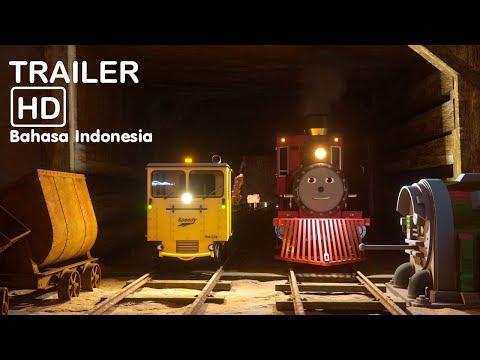 Petualangan di Pertambangan bersama Shawn dan teman teman - TRAILER | - Coilbook Indonesia