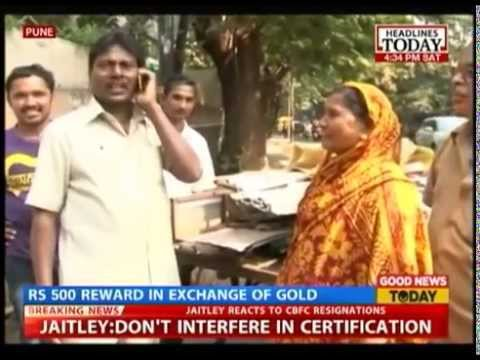 Good News Today - Good News Today: Scrap dealer returns kg of gold to rightful owner