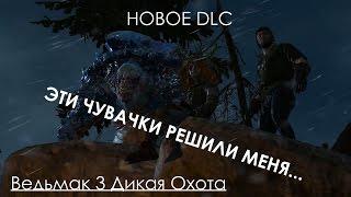 Ведьмак 3 Дикая Охота НОВОЕ DLC Самый Опасный Преступник на Скеллиге