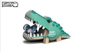 43 Alligator Eugy Instruction