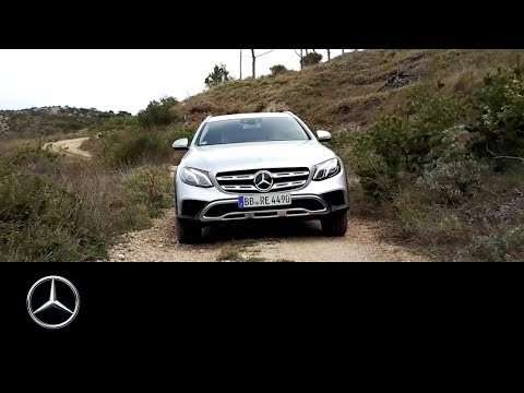 Mercedes-Benz E-Class All-Terrain on Hvar Island | #MBvideocar.