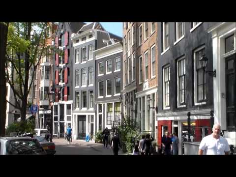 CMV's MAGELLAN Cruise July 2015 - Day 2  Amsterdam