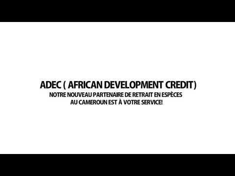 Retrait en Espèces African Development Credit Cameroon
