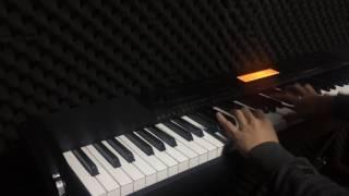 너의이름은ost 황혼의시간(Katawaredoki)Piano ver.