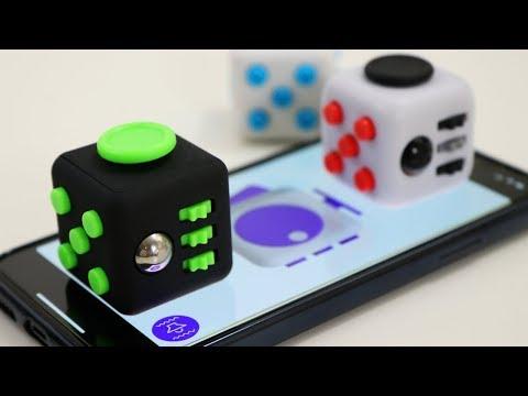 Fidget Apps/Fidget Toy Apps? - The Best Fidget Cube App for Fidgeting 2018