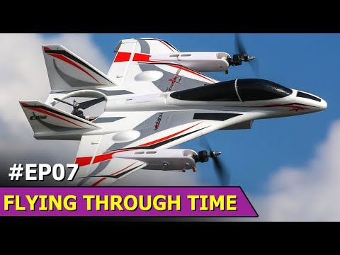 VTOL - a vertical take-off and landing  | Flying Through Time  | Episode 7