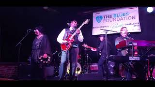 Chris Canas Band:2020 International Blues Challenge Quarter Finals night 2