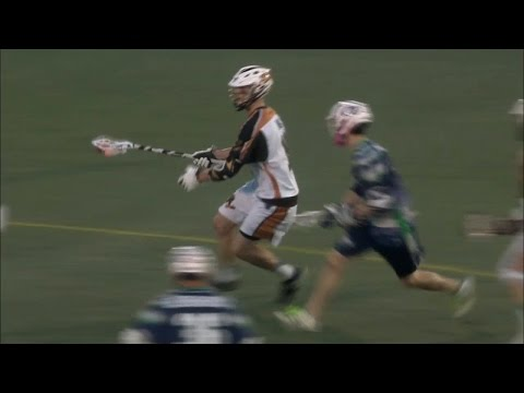Face Dodges & Toe Drags - 2016 MLL Edition