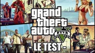 [Test] Grand Theft Auto V - Xbox 360