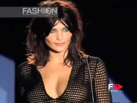 HELENA CHRISTENSEN Flashback by Fashion Channel