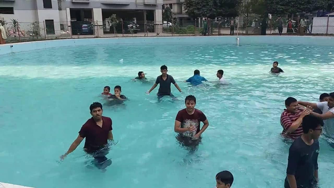 lake of japan garden city, dhaka, bangladesh on 3rd dec,2016