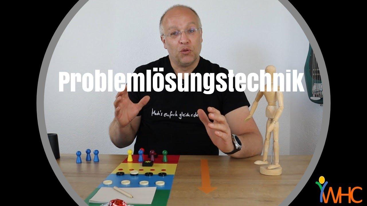 Problemlösungsprozess - Wie Du mit Deinem Team komplexe Aufgaben löst