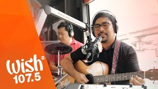 "Lito Camo performs ""Iiyak Na Lang"" LIVE on Wish 107.5 Bus"
