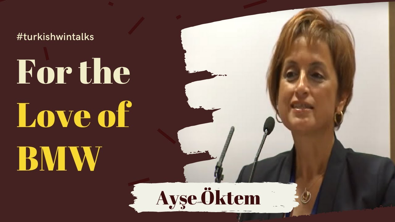 Ayşe Öktem | For the Love of BMW