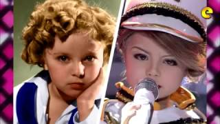 xia vigor to play shirley temple in hollywood project