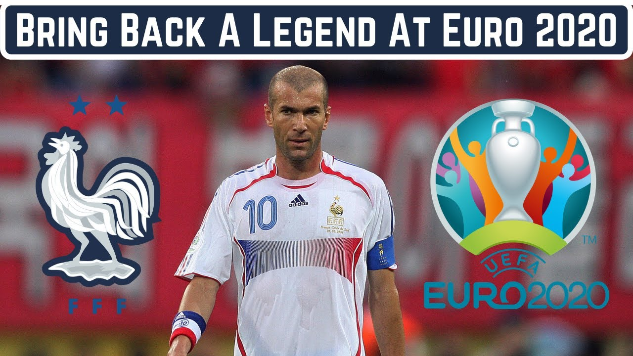 If Every National Team Could Bring Back ONE Legend At Euro 2020