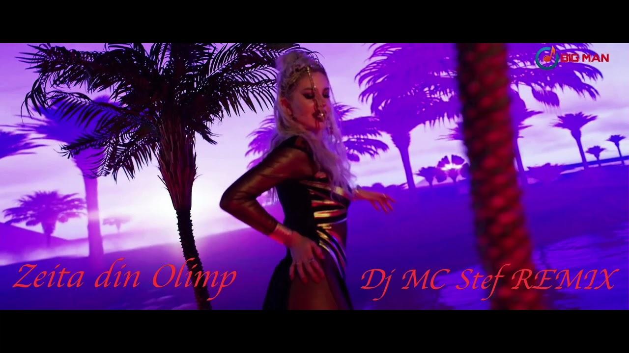 Tzanca Uraganu feat  Nikolas  - Zeita din Olimp  Dj MC Stef Remix 2021