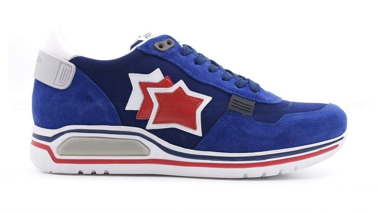 ce98028231 Atlantic Stars Pegasus sneakers uomo blu navy SKU #PEGASUS-NP-J03
