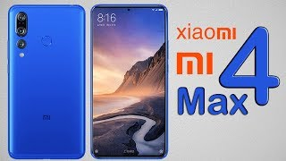 Xiaomi Mi Max 4 First Look Full Display Camera 8GB RAM Features Specs CONCEPTS