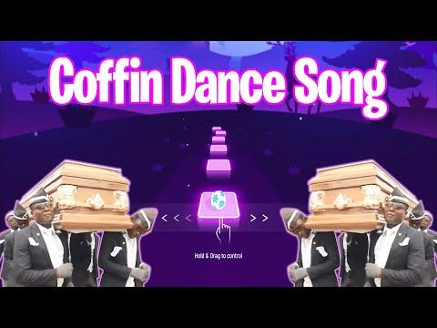 Viral Coffin Meme Dance Song Mix ❤ | Tiles Hop EDM Rush! | ⚰Vicetone & Tony Igy - Astronomia | TRZ |