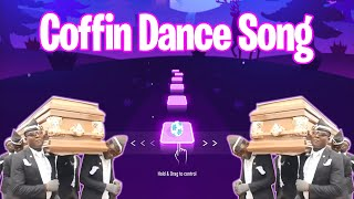 Viral Coffin Meme Dance Song | Tiles Hop EDM Rush! | Vicetone & Tony Igy - Astronomia