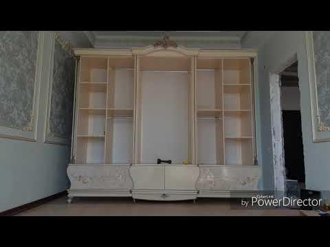 Сборка мебели спальная анжелика, процесс сборки