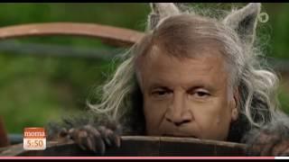Merkel erzählt Märchen Rotbäckchen und der böse Seewolf