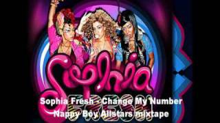 Download EXCLUSIVE! Change My Number - Sophia Fresh FULL VERSION MP3 song and Music Video
