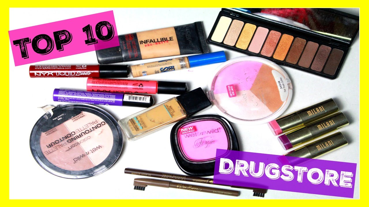 Best drugstore makeup 2015 youtube