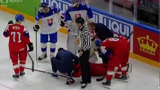 MS 2018 Kodaň : Česko vs Slovensko 3:2pp