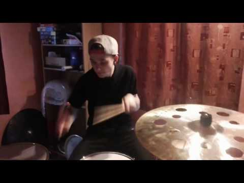 Roam - Set the Standards - Drum Cover