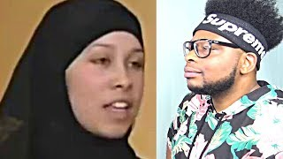 CATHOLIC REACTS TO Canadian Girl Converts To Islam  - A Journey To Islam