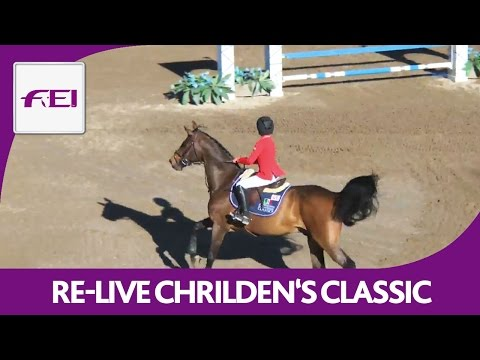 Re-Live | FEI Children's International Classic | Final 2016 | Guadalajara