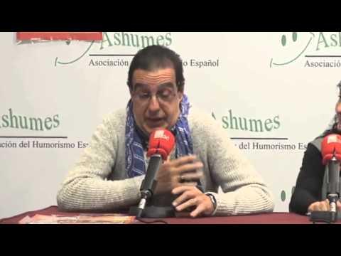 Presentación Risoterapia Hospitalaria en Madrid