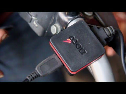 Bolt  | Mobile-phone charger for bikes  | Unboxing&Install