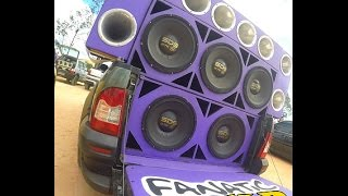 DJ Louco- o meu som ta forte demais (GRAVÃO)