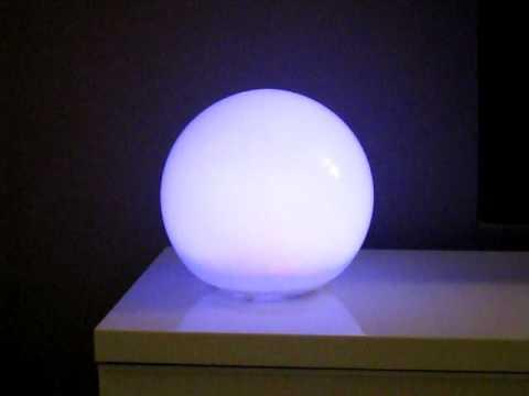 ikea fado becomes a rgb lamp youtube. Black Bedroom Furniture Sets. Home Design Ideas